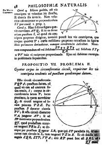 Исаак Ньютон - Начала стр 1726