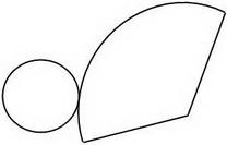 Развертка боковой поверхности конуса